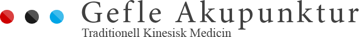 Gefle Akupunktur Logo